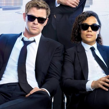 'Men In Black: International': eficaz pasatiempo que se apoya en la química entre Chris Hemsworth y Tessa Thompson