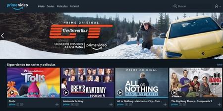 Amazon Prime Video también reduce la calidad del contenido, como Netflix y YouTube, en la Unión Europea