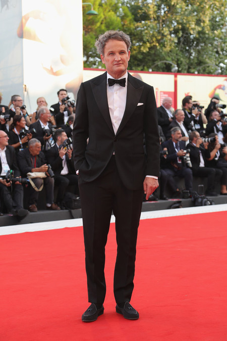 Jason Clark First Man Premiere Opening Ceremony And Lifetime Achievement Award To Vanessa Redgrave Red Carpet Arrivals 75th Venice Film Festival