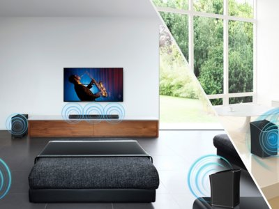 La nueva gama de altavoces multiroom de Panasonic viene preparada para todo tipo de salas