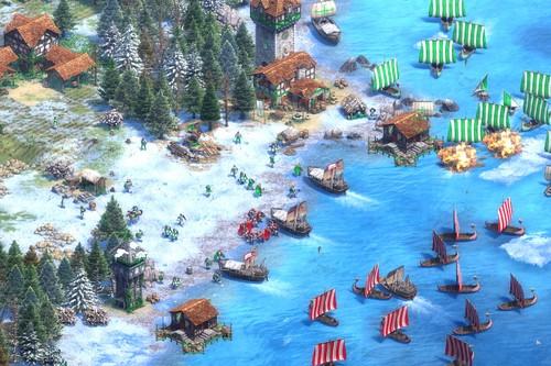 """""""Somos fieles a la esencia del original, pero estamos abiertos a modos de juego más rápidos"""", Bert Beeckman y Adam Isgreen (directores de 'Age of Empires II DE')"""