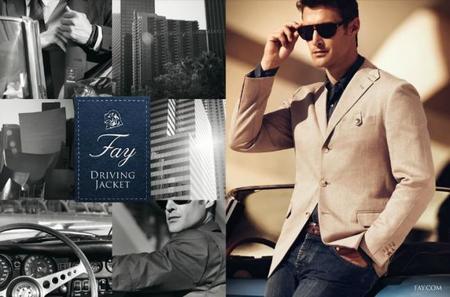 Fay 'driving Mismo Funcionalidad De Modelo La Y Elegancia En Jacket' Un qPwt74p