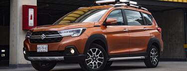 Suzuki Ertiga XL7, a prueba: apariencia campera con espacio para siete, a bajo costo