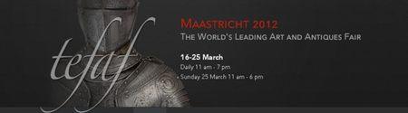 Finaliza  TEFAF 2012 , 25 años del mundo del arte en Maastricht