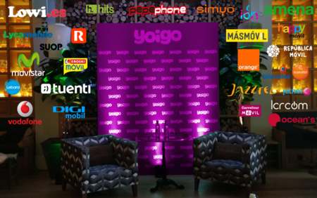 Así quedan las nuevas tarifas móviles de Yoigo frente al resto de operadores