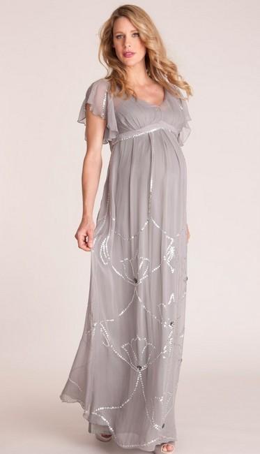 c9a090ee6 Moda embarazadas Primavera Verano 2014  vestidos largos para ser la reina  de la fiesta