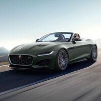 Jaguar F-Type Heritage 60 Edition: 60 unidades para celebrar el cumpleaños del legendario E-Type
