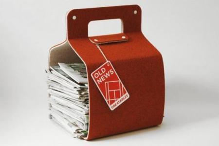 Old News: reúne tus periódicos viejos allí para reciclarlos luego
