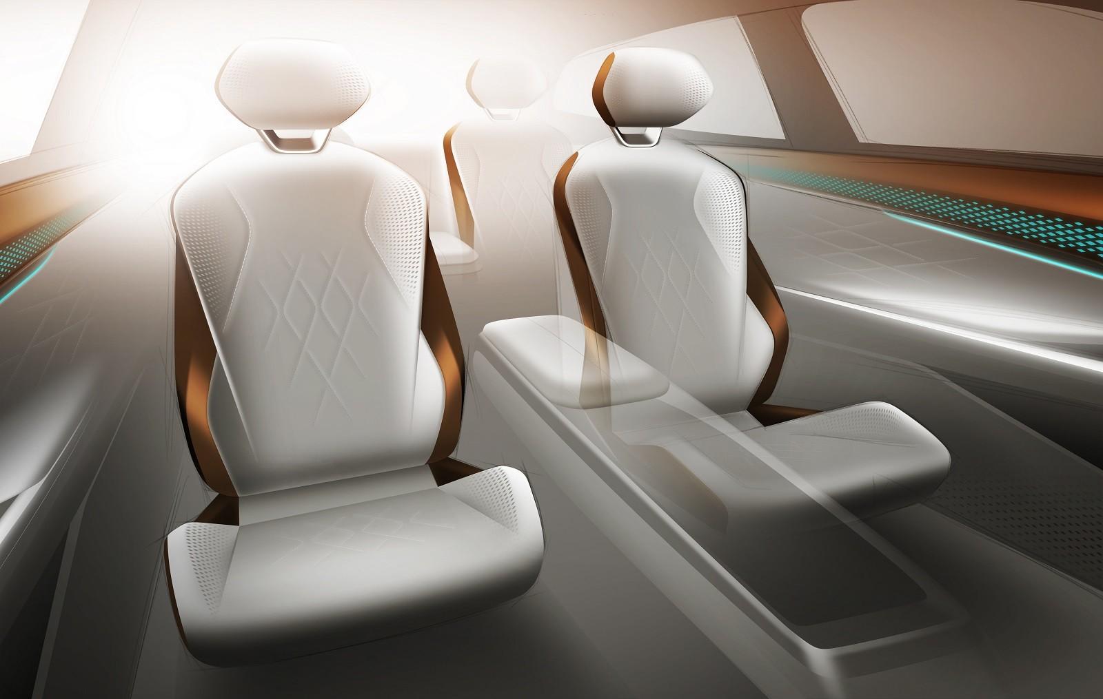 Foto de Volkswagen ID. Space Vizzion Concept (19/32)