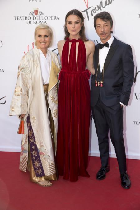 Maria Grazia Chiuri Directora Creativa De Dior