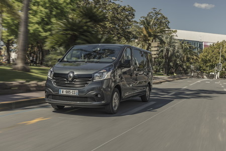 Renault Trafic Spaceclass 2017 14