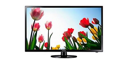 Samsung 24H4053 HD, una TV de tamaño contenido por sólo 150 euros en Amazon