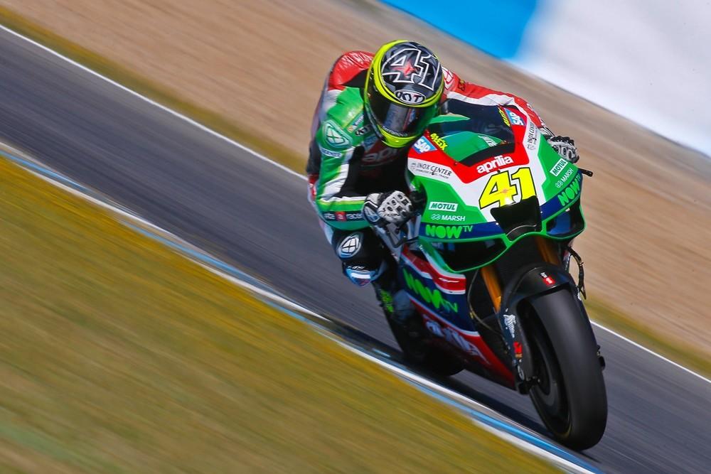 Aleix Espargaro Motogp Jerez 2017