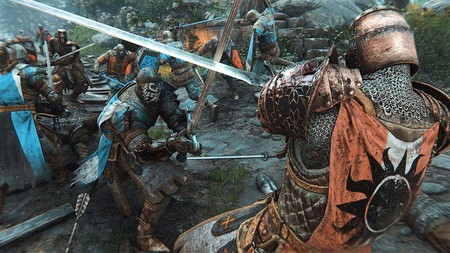 For Honor dispone de micropagos que van desde los cinco euros hasta los 99 euros