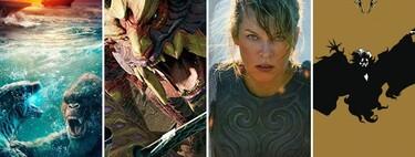 13 estrenos y lanzamientos imprescindibles para el fin de semana: 'Godzilla vs. Kong', 'Monster Hunter', 'Invincible' y mucho más