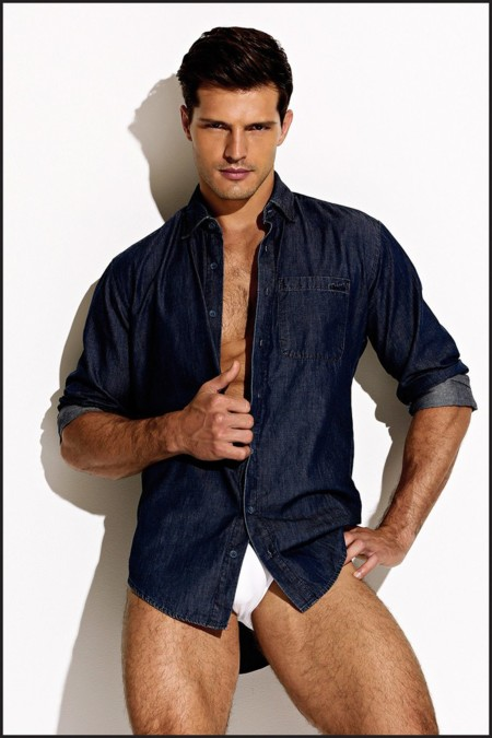 Diego Miguel Charlie By Matthew Zink Work Shirt 001