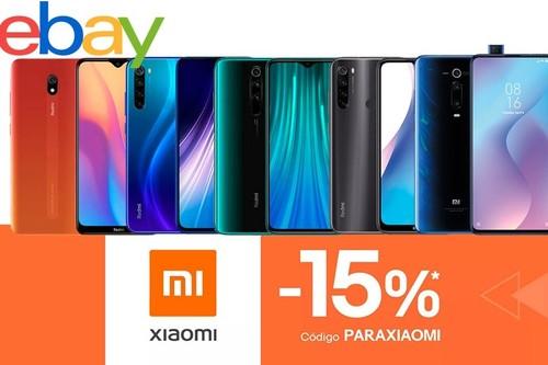 Xiaomi Mi Fan Festival: las mejores ofertas en smartphones gracias al cupón PARAXIAOMI de eBay