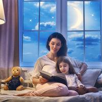 Seis cosas que deberías hacer cuando les lees a tus hijos