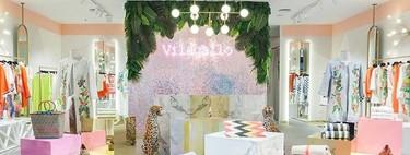 Entrarás, y no querrás salir de ella: Vilagallo estrena tienda de la mano de Nuria Alía