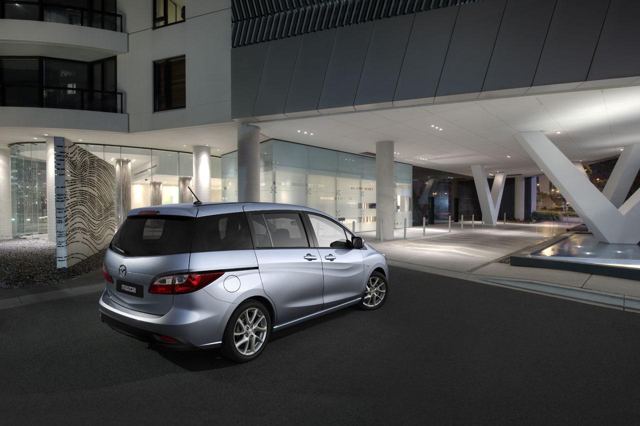 Foto de Mazda5 2010 (52/121)