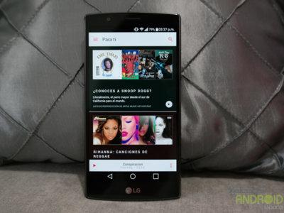 Apple Music en Android, primeras impresiones