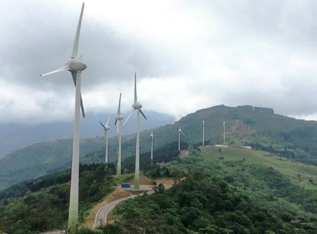 Cnfl Wind Power Costa Rica