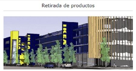 Ikea retira de sus tiendas algunos productos 'inseguros' pero nos devuelve su importe