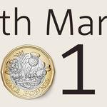 """La moneda más segura del mundo, según Reino Unido, se estrena mañana: tiene 12 lados y alta seguridad """"top secret"""""""