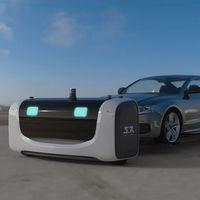 Stan El Robot será el encargado de estacionar tu auto la próxima vez que viajes a Francia