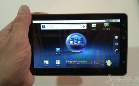 Viewsonic Viewpad 7, lo probamos en la IFA 2010