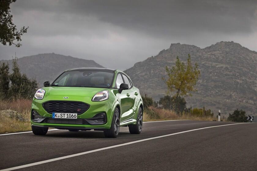 Probamos el Ford Puma ST: un SUV deportivo de 200 CV con mucha garra y sin competencia, desde 34.000 euros
