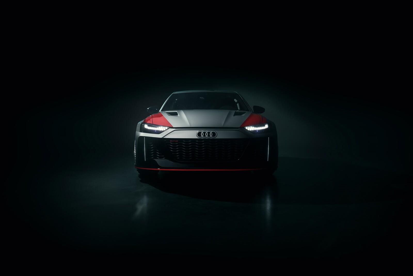 Foto de Audi RS6 GTO Concept (10/15)