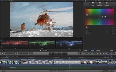 Final Cut Pro 10.1.1 remata los últimos flecos de la aplicación profesional de edición de vídeo de la manzana