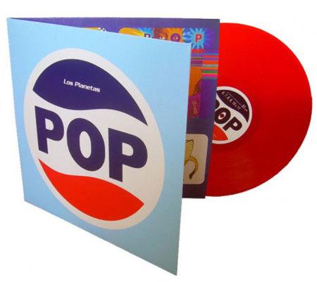 Reedición de 'Pop' de Los Planetas en vinilo