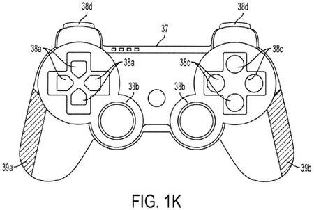 Sony, según esta patente, podría implementar controles biométricos en sus mandos y consolas portátiles