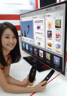 SmartTV con su tienda de aplicaciones