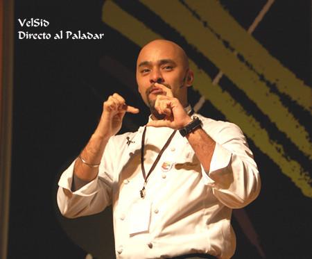 Sumito Estevez, una sesión magistral en d'Pintxos (I)