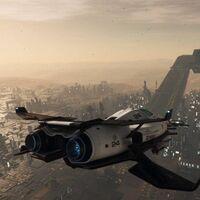 Star Citizen mejora sus gráficos y estrena nuevo planeta en su nueva actualización, que llega cargada de novedades