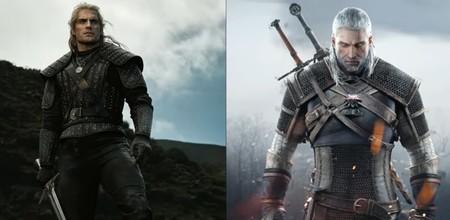 Así lucen los personajes de The Witcher en Netflix frente a los de The Witcher 3 en un vídeo comparativo