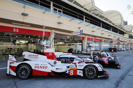 Fernando Alonso 24 Horas de Le Mans Toyota TS050 Hybrid
