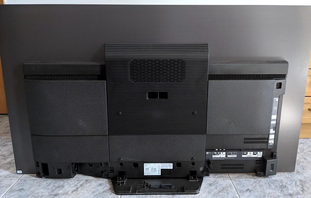 Sony Tv Diseno Detras