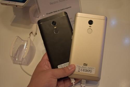 Xiaomi Redmi Note 4 y Redmi 4X, primeras impresiones: los dos primeros pasos de Xiaomi en México