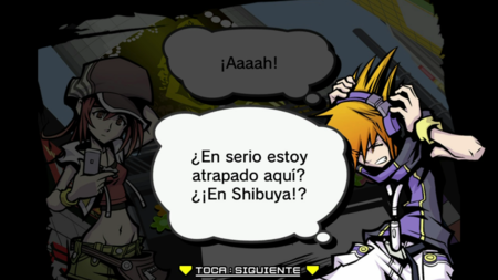 The World Ends With You Final Remix 05