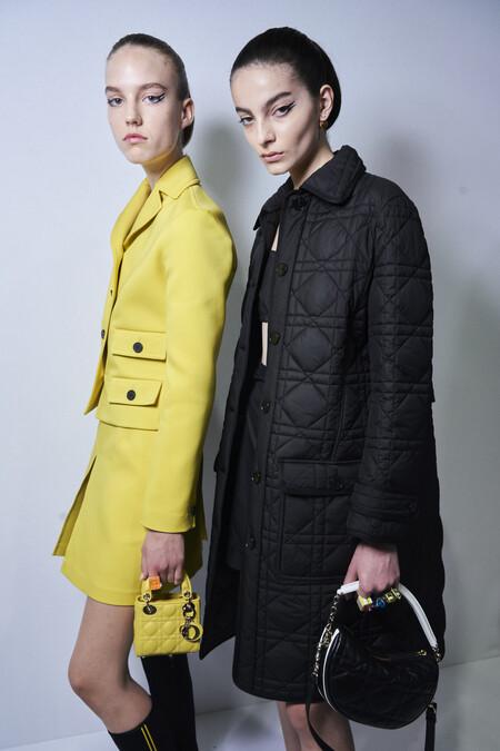 Doble delineado de ojos y piel natural: estas son las claves del maquillaje del desfile de Dior que es pura inspiración