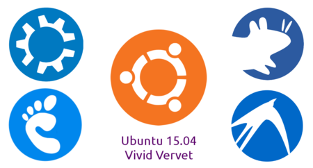 Ubuntu 15.04 (y familia) ya está entre nosotros. La imagen de la semana