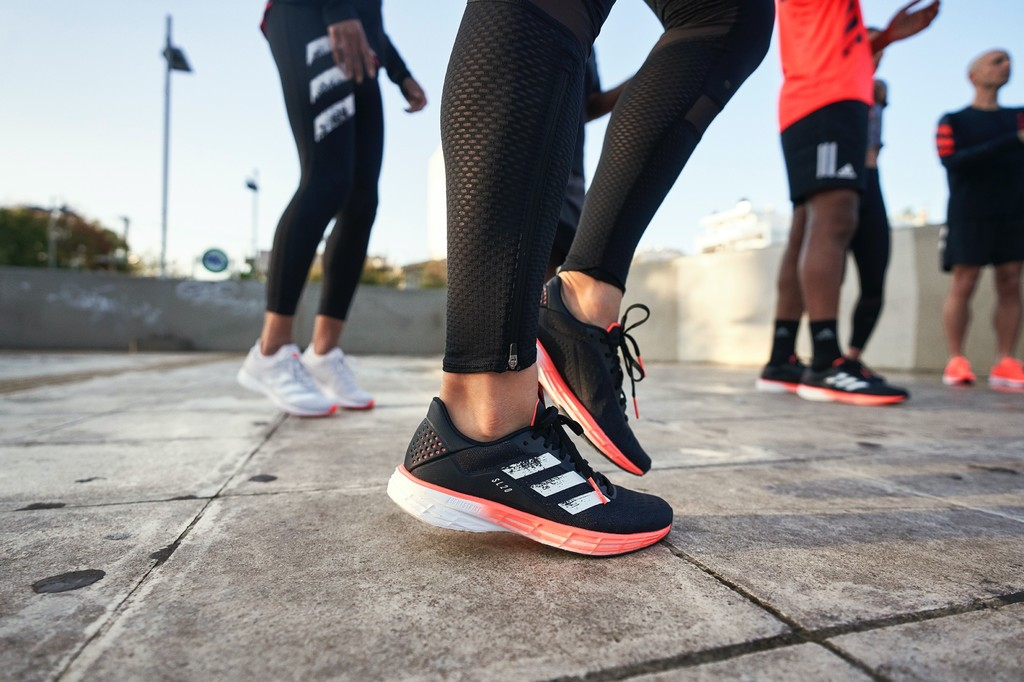 Adidas anuncia el lanzamiento de las nuevas Adidas SL20: las zapatillas voladoras para los corredores populares