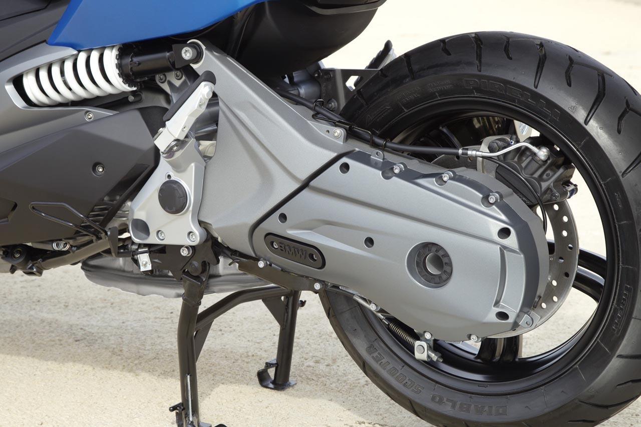 Foto de BMW C 650 GT y BMW C 600 Sport, detalles (35/38)