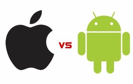 En Europa hay el doble de usuarios de iOS que de Android