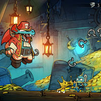 PlayStation 4 será la única consola que contará con una edición física de Wonder Boy: The Dragon's Trap