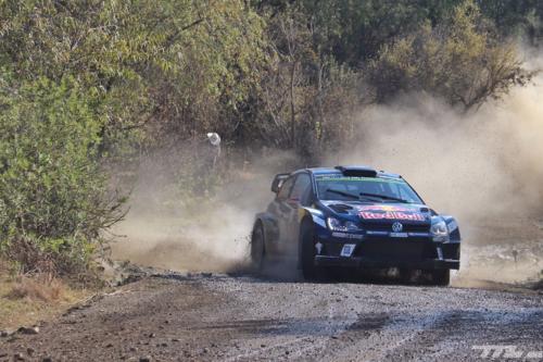 Volkswagen y Jari-Matti Latvala dominan y ganan el Rally México 2016
